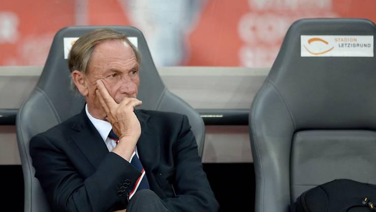 Zdenek Zeman verlässt den FC Lugano nach einem Jahr wieder