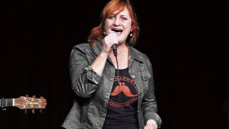Die Sängerin Gigi Moto gibt im Februar ein Benefizkonzert für das Gleis 21.