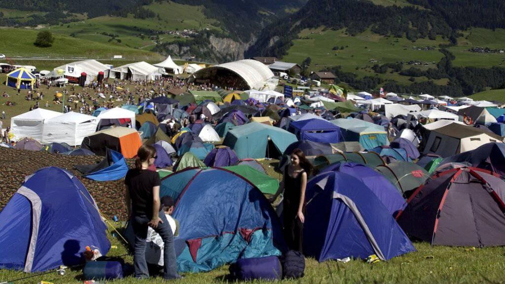 Pilotprojekt für sichere Veranstaltungen in Graubünden