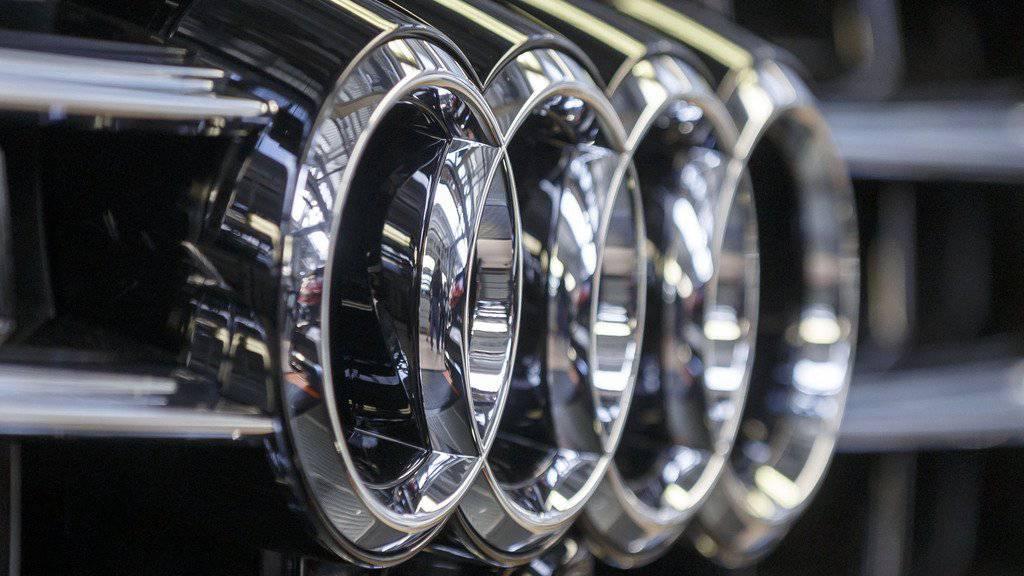 Auch Audi-Modelle sind betroffen. (KEYSTONE/DPA/Ronald Wittek)