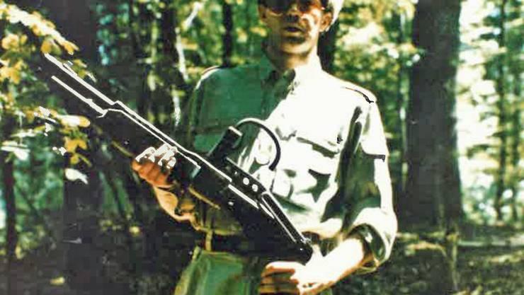 HANDOUT - Der auf dem Foto abgebildete Mann könnte im Fall der Mordserie «Killer von Brabant» eine wichtige Rolle spielen, teilte die Staatsanwaltschaft in Brüssel mit. Foto: Polizei/BELGA/dpa - ACHTUNG: Verwendung nur bis zum Ende der Öffentlichkeitsfahndung der Polizei