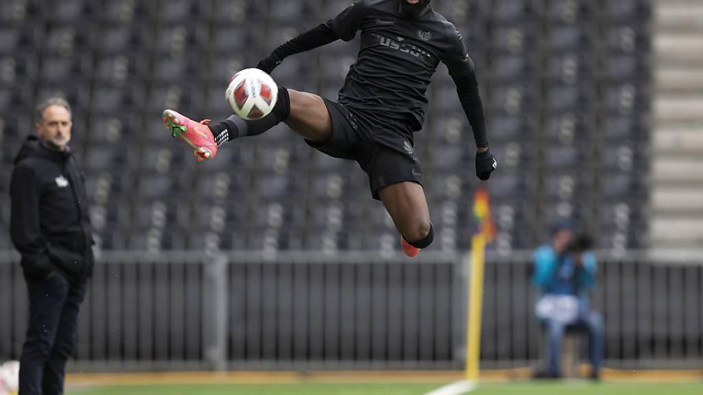 Nicolas Moumi Ngamaleu war mit zwei Assists eine der entscheidenden Figuren beim Sieg der Young Boys