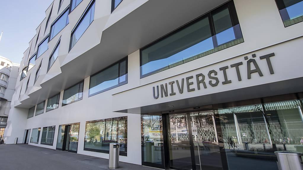 Die Universität Luzern ist 2020 tiefer in die roten Zahlen gerutscht. (Archivbild)