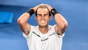 Rafael Nadal gewann gegen den Bulgaren in 4:56 Stunden 6:3, 5:7, 7:6 (7:5), 6:7 (4:7), 6:4.