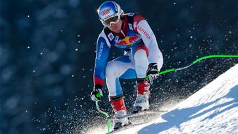 Carlo Janka wird sich zu Beginn des Olympiawinters auf die Speeddisziplinen beschränken.