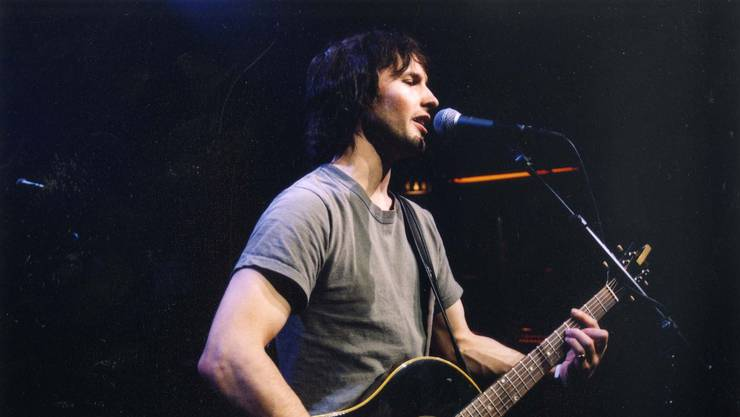 James Blunt wurde 2005 durch seinen Nummer-1-Hit «Your're Beautiful» bekannt.