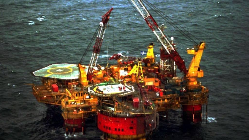 Greenpeace kritisiert Öl- und Gasförderung in der Nordsee: Veraltet