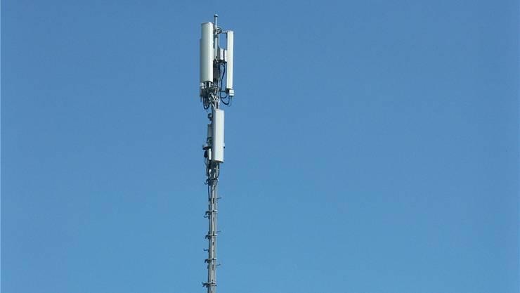 Die Antennen sollen das Signal verbessern. (Archiv)