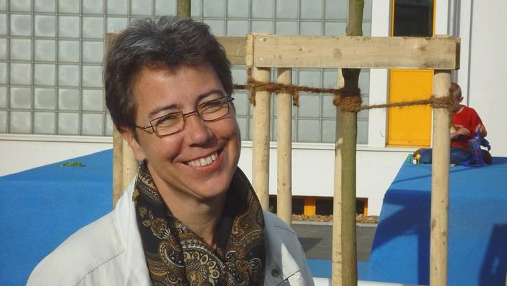 Esther Tonini: «Soziale Gerechtigkeit, Chancengleichheit.» zvg