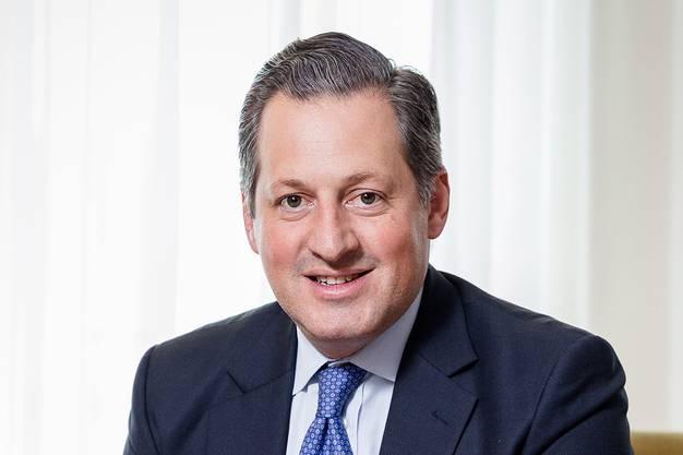 Der ehemalige CEO von Julias Bär, Boris Collardi. (Bild: Keystone)