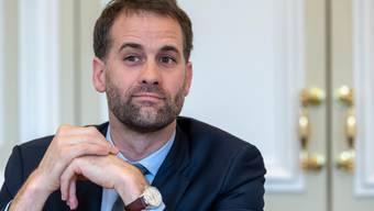 Genfs Regierungspräsident Antonio Hodgers sorgt für einen Aufschrei. (KEYSTONE)