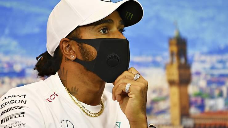 Lewis Hamilton feierte in Mugello seinen bereits sechsten Sieg in der laufenden Saison