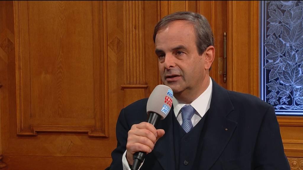 Gerhard Pfister: «Stabilität heisst auch, amtierende Regierungsmitglieder nicht abzuwählen»