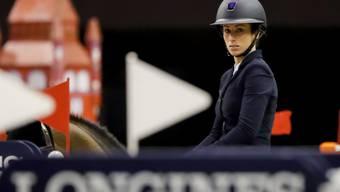 Die gebürtige Baslerin Janika Sprunger blickt dem Heimauftritt entgegen.