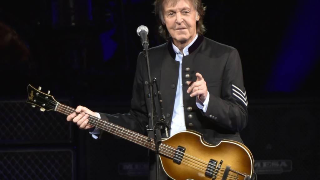 McCartney bekräftigt seine Gefühle für Europa