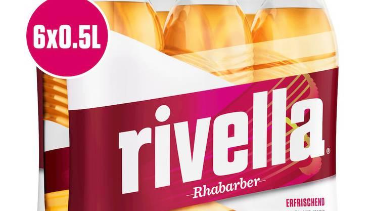 Verschwindet: Rivella Rhabarber.