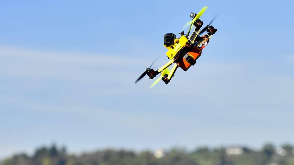 US-Behörden planen virtuelles Kennzeichen für Drohnen