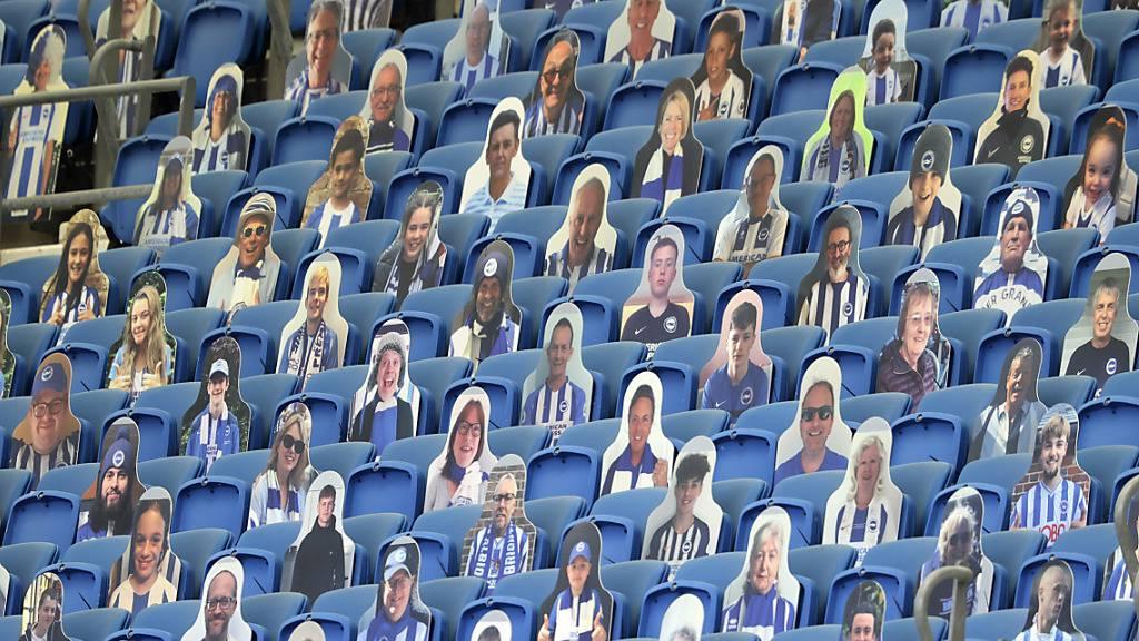 In dieser Saison bleiben die Stadionränge mit Sicherheit leer. (Symbolbild)