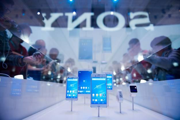 Die neuen Produkte von Sony