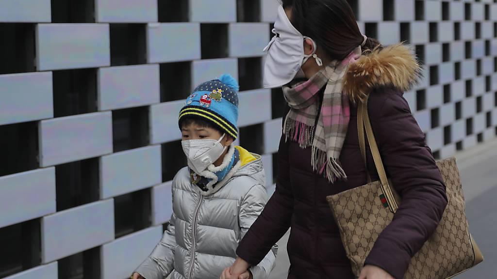 Bericht: Mittlerweile 55 Tote durch Coronavirus in China