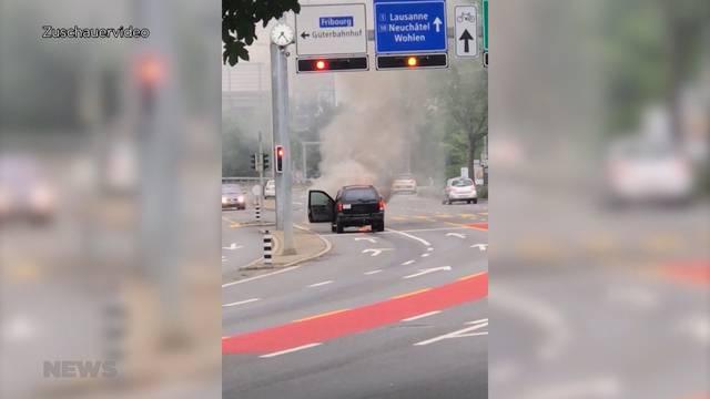 Warum Fahrzeuge plötzlich in Flammen aufgehen