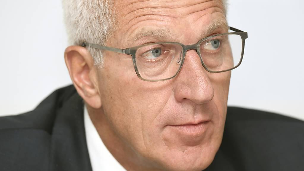 Die Zürcher Staatsanwaltschaft erhebt Anklage gegen den Ex-Raiffeisen-Chef Pierin Vincenz. (Archivbild)