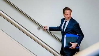 Hugo de Jonge, Gesundheitsminister der Niederlanden.