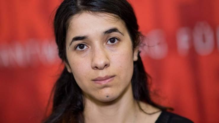 Nadia Murad kämpft gegen die Versklavung ihrer Glaubensschwestern im Nordirak durch die Terrormiliz Islamischer Staat (IS). (Archibild)