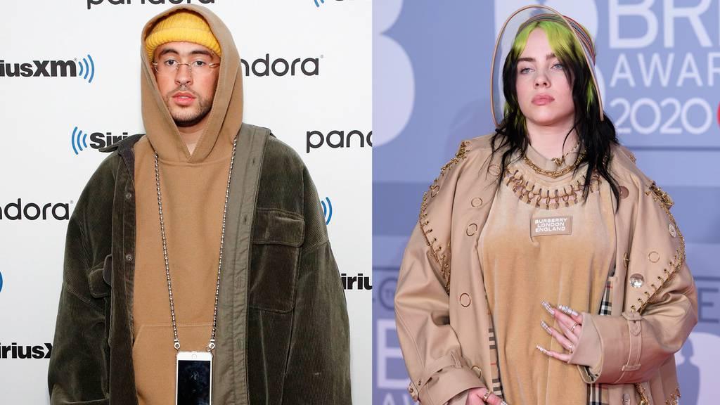 Bad Bunny und Billie Eilish sind 2020 die Meistgestreamten auf Spotify