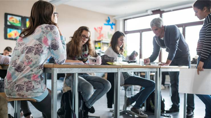 «Lehre oder Gymnasium?» Fragen wie diese führen oft zu Streit zwischen Eltern und Schule.