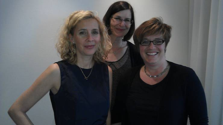 Bettina Lutz,Bernadette Kern, Astrid Zeiner