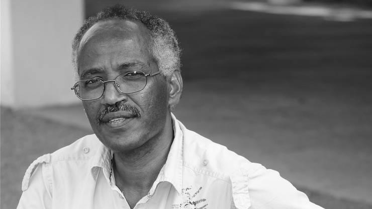 Habtit Okbaselassie kommt aus Eritrea und ist einer der 13 porträtierten Menschen.