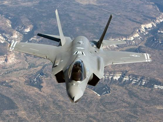 F-35A (Lockheed-Martin, USA)
