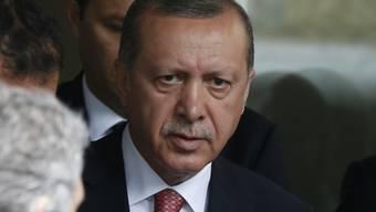Die türkische Justiz geht mit Härte gegen jegliche Verunglimpfung von Präsident Erdogan vor. (Archivbild)