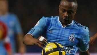 Ayew machte Marseille mit drei Treffern zum neuen Leader