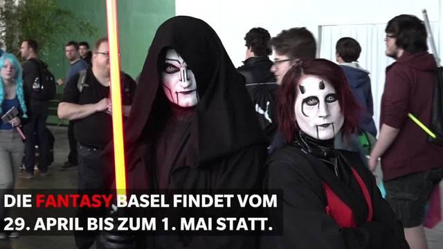 Fantasy 2017: Cosplayer erobern die Messe Basel