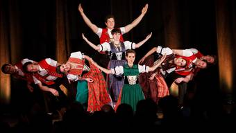 Hitziger Appenzeller Chor: Eine Verbindung von Tradition mit modernen Musik- und Show-Elementen. (zVg)