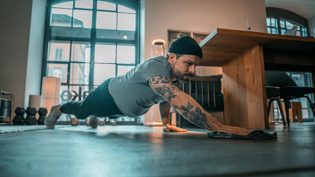 Workout: Fit bleiben zu Hause