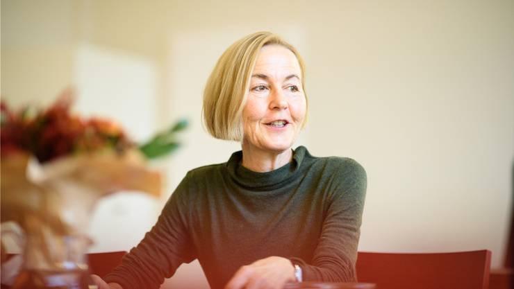 Susanne Schaffner nimmt Stellung.