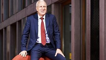 Raiffeisen-Chef Pierin Vincenz kritisiert Denkverbote