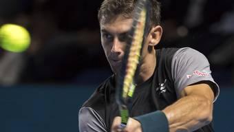 Henri Laaksonen erreichte in Bastad die Viertelfinals