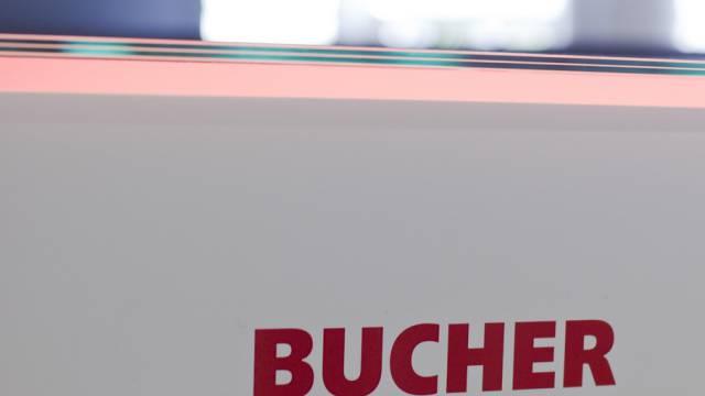 Bucher Industries hat den Rekordgewinn vom Vorjahr fast egalisiert