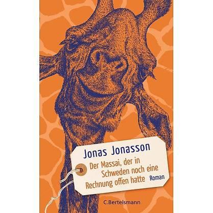 Jonas Jonasson: Der Massai, der in Schweden noch eine Rechnung offen hatte. Roman. C. Bertelsmann, 399 S. Auch als Hörbuch erhältlich.