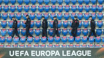 Über Tausend Polizisten standen am Europa-League-Final in Basel im Einsatz – viele fühlen sich von der Polizeileitung zu wenig wertgeschätzt.