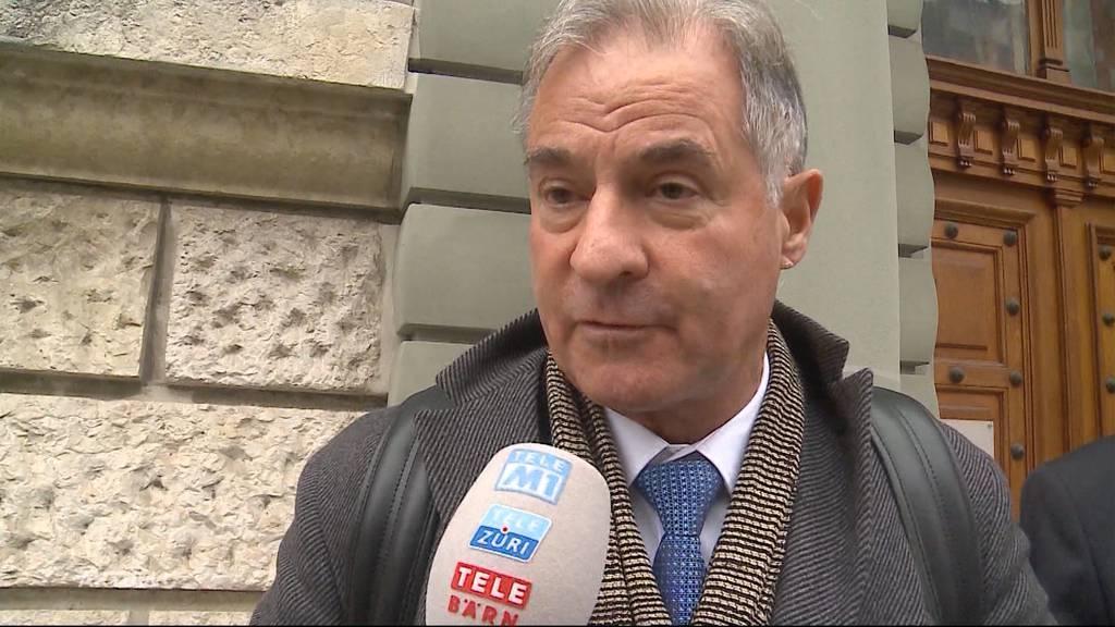 Nacktselfie-Affäre um Geri Müller: Keine versuchte Nötigung seitens des PR-Beraters