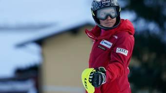 «Ich war in Zauchensee nicht ein gutes Vorbild»: Wendy Holdener.