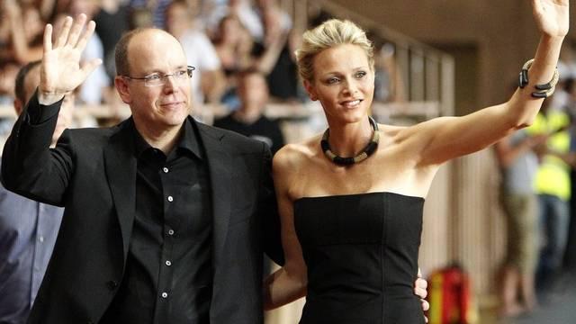 Für ihre Hochzeit haben Fürst Albert II. und Charlene Wittstock einen preisgekrönten Pyrotechniker engagiert (Archiv)