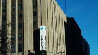 Twitter-Gebäude in San Francisco (Archiv)