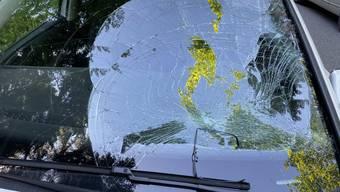 Verkehrsunfall Kölliken am 7. Mai 2020