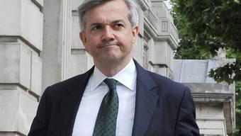 Der britische Energieminister Chris Huhne (Archiv)